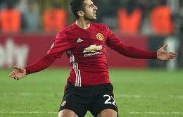Mourinho xác nhận: Mkhitaryan sẽ được trao cơ hội ở trận gặp Feyenoord