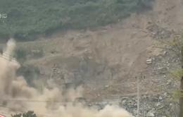 Người dân Đà Nẵng bất an khi sống gần mỏ đá nổ mìn