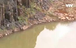 Đăk Nông: 3 học sinh đuối nước gần mỏ đá