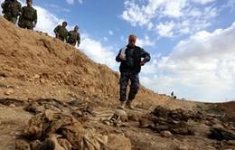 Iraq: Phát hiện hố chôn tập thể 400 người gần Fallujah