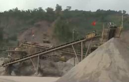Đà Nẵng dừng hoạt động mỏ đá Hòa Phát