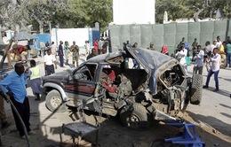 Tiếp tục đánh bom liều chết ở thủ đô Somalia