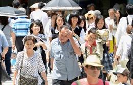 Nhật Bản: Gần 1.000 người nhập viện do nắng nóng