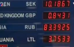 USD tăng giá, đồng tiền ở các thị trường mới nổi giảm mạnh