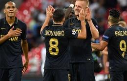 Tottenham thua sốc Monaco vì... Arsenal