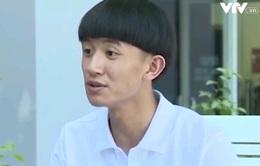 Trò chuyện với đại diện Trung Quốc tham gia Trại hè Việt Nam