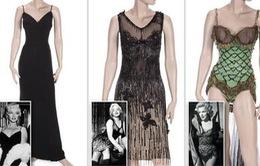 Bộ sưu tập váy áo, trang sức lớn chưa từng thấy của Marilyn Monroe
