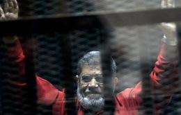 Ai Cập hủy án chung thân đối với cựu Tổng thống Morsi