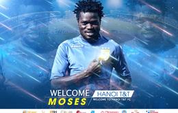 """Hà Nội T&T mang """"quái thú V.League"""" trở lại Việt Nam"""