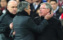 HLV Mourinho xuất sắc nhất Ngoại hạng Anh, hơn cả Sir Alex