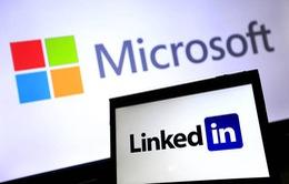 Chi 26 tỷ USD, Microsoft thâu tóm thành công LinkedIn