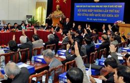 Ngày 14/4, Hội nghị hiệp thương lần 3 lập danh sách người ứng cử ĐBQH