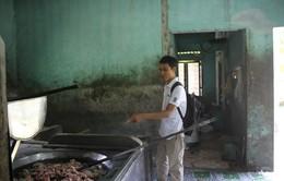Phát hiện hơn 1 tấn mỡ bẩn tại Đà Nẵng