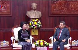 Quốc hội Việt Nam ủng hộ các hoạt động hợp tác của Mặt trận Việt - Lào