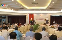 Hội nghị Đoàn Chủ tịch Ủy ban Trung ương MTTQ Việt Nam lần thứ 9