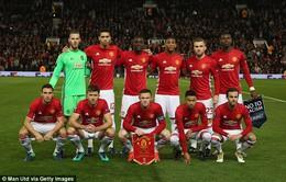 Đá tệ, cầu thủ Manchester United vẫn được trả lương cao nhất thế giới