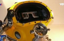 Hải quân Mỹ ra mắt mũ lặn công nghệ cao