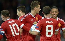 Không thi đấu Champions League, Man United vẫn được nhắc tên
