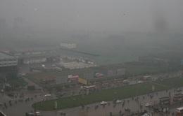 Miền Bắc có sương mù vào sáng sớm, thời tiết ấm dần