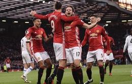 Vòng 19 giải Ngoại hạng Anh: Manchester United - Middlesbrough: Tiếp đà hưng phấn (22h00 ngày 31/12)
