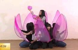 Đưa múa dân gian đến với trẻ em Việt Nam tại CHLB Đức