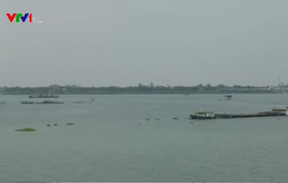 Lượng nước về hệ thống sông Cửu Long tiếp tục tăng