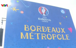 Bordeaux rực rỡ sắc màu EURO
