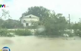 Trung Quốc đưa ra mức cảnh báo da cam về mưa lớn trên diện rộng