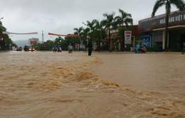 Điện Biên: 2 cháu bé tử vong do mưa lũ cuốn