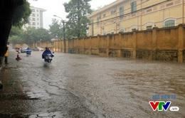 Thời tiết hôm nay: Mưa rào và dông vài nơi tại Bắc Bộ
