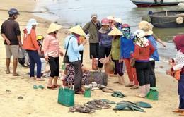 Quảng Bình: Ngư dân khó tiêu thụ hải sản xa bờ sau sự cố môi trường