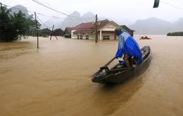 Chủ động đối phó với mưa lũ ở các tỉnh Trung Bộ