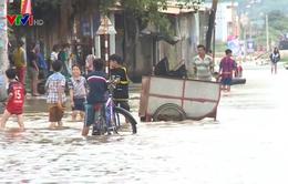 Bình Định: 9 người thương vong do mưa lũ