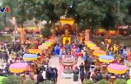 Hội xuân Hoàng thành Thăng Long thu hút hàng ngàn du khách