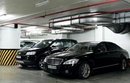Cho phép mua bán chỗ để xe ô tô trong chung cư