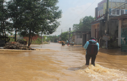 Hơn 2.000 học sinh Đồng Nai nghỉ học do mưa lũ