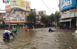 6 tỉnh miền Trung xin hỗ trợ khẩn cấp để chống lũ