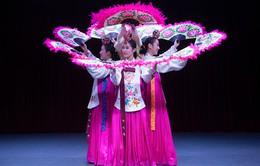"""Thưởng thức múa """"Hàn Quốc, vẻ đẹp và sức sống"""" tại Hà Nội"""