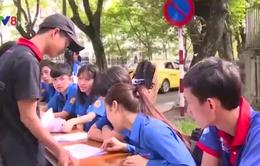 Gần 2.000 tình nguyện viên Huế sẵn sàng Tiếp sức mùa thi