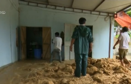 12 người thiệt mạng, mất tích và bị thương do mưa lũ