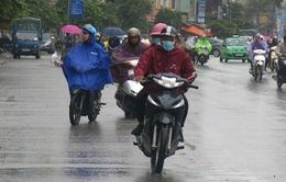Nhiều khu vực có mưa, vùng núi phía Bắc vẫn đề phòng lũ quét và sạt lở đất