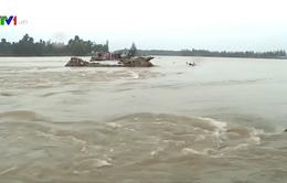 Quảng Nam chủ động cho học sinh nghỉ học vì mưa lũ