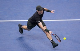 "ATP World Tour Finals 2016: Murray, Nishikori ""hợp sức"" lập kỷ lục"