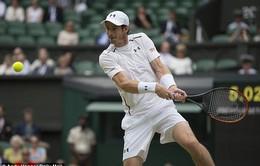 Dễ dàng vượt qua Berdych, Murray chạm trán Raonic tại chung kết Wimbledon 2016