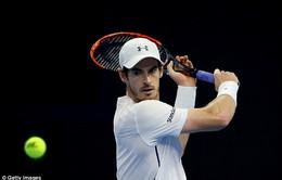 Giải quần vợt Trung Quốc mở rộng: Murray và Nadal ra quân thành công