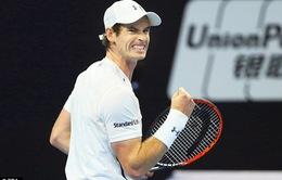 Andy Murray nhẹ nhàng vượt qua Ferrer, tiến vào chung kết China Open 2016