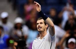 Vòng 3 US Open 2016: Murray chật vật vượt qua Lorenzi, Ferrer dừng bước