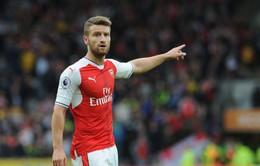 """Arsenal dùng """"chiêu trò"""" đặc biệt để ép giá Mustafi"""
