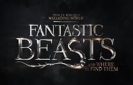 Phim do J.K. Rowling chấp bút ra mắt vào cuối năm