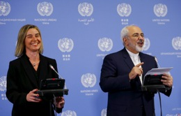 Phương Tây dỡ bỏ lệnh trừng phạt - Dấu mốc quan trọng trong lịch sử Iran